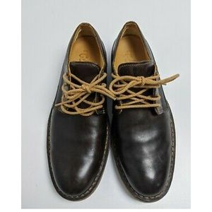 Sperry Top-Sider Gold Cup Elite Brown Dress Shoes